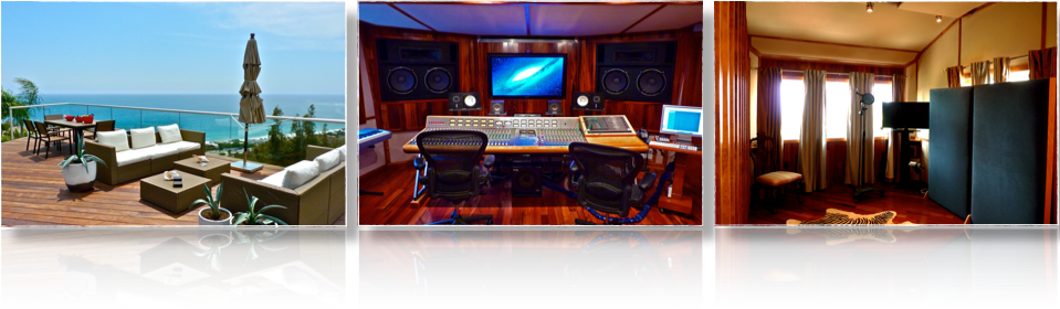 Voice Over Recording Studio Malibu